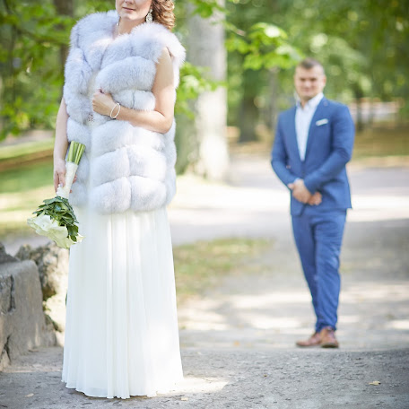 Fotógrafo de bodas Evgeniy Grudkin (Eugen). Foto del 24.09.2017