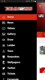 St George Illawarra Dragons- screenshot thumbnail