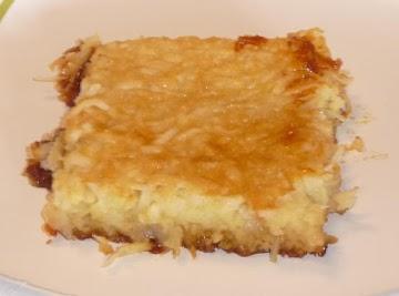 Marta's Quesillo With Coconut Recipe