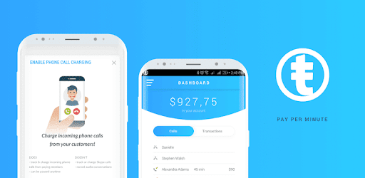 Pay Per Minute - Phone Call Charging - Apps on Google Play