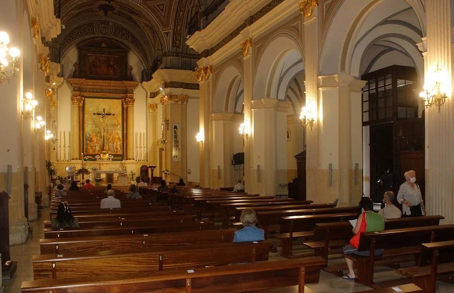 La iglesia de San Sebastián, ejemplo en el cumplimiento de las normas.