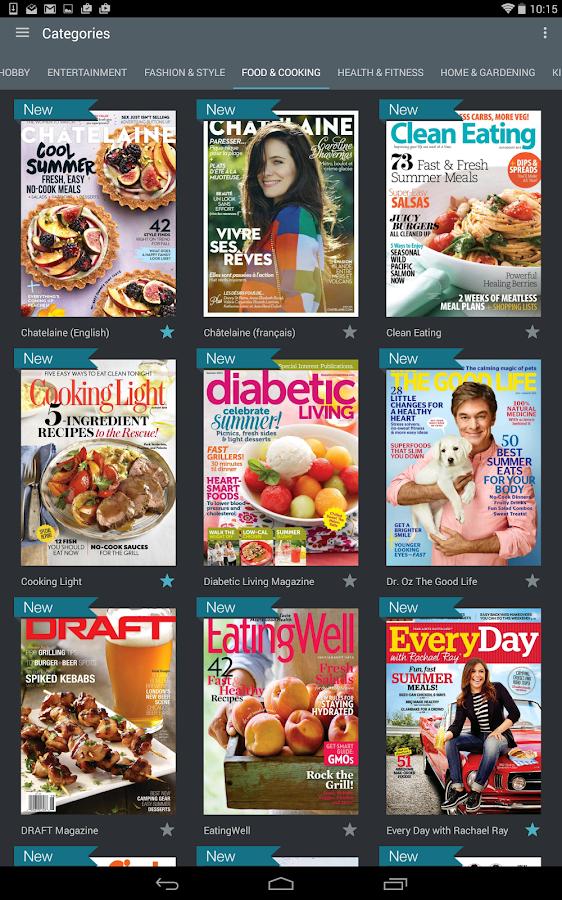 Next Issue Magazines- screenshot
