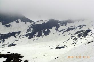 Photo: Schneebergscharte (2700 m) am Morgen