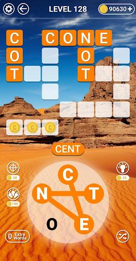 Word Connect - Fun Crossword Puzzle screenshots 3