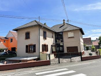 maison à Gumbrechtshoffen (67)