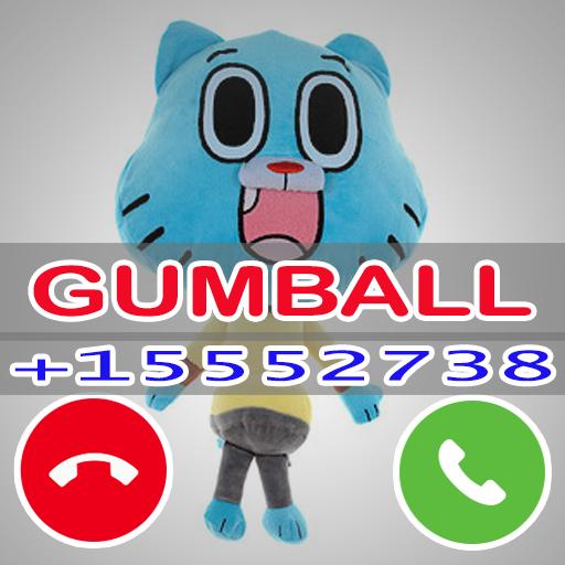 Fake Call Gumball Prank For Kids