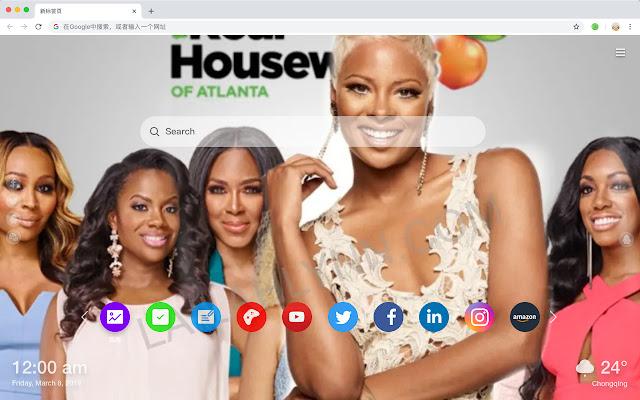 The Real Housewives Of Atlanta New Tab