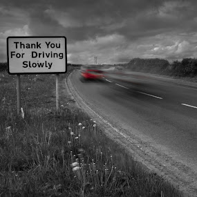 Thank You by Jon Marshall - Artistic Objects Other Objects ( pwcroadsigns-dq )