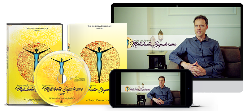 Ayurveda and Metabolic Syndrome - Watch on your laptop, smartphone or iPad!