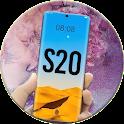 S20 Wallpaper & S20 Plus Wallpaper icon
