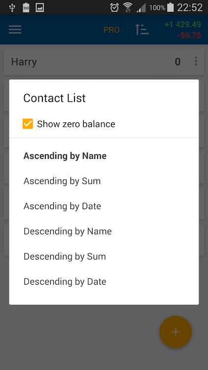 Loans & Debts: Notepad – (Android تطبيقات) — AppAgg