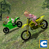 Mountain Kids Motortocht