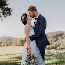 Wedding photographer Káťa Barvířová (opuntiaphoto). Photo of 23.08.2017