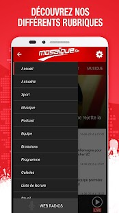 Mosaïque FM - náhled