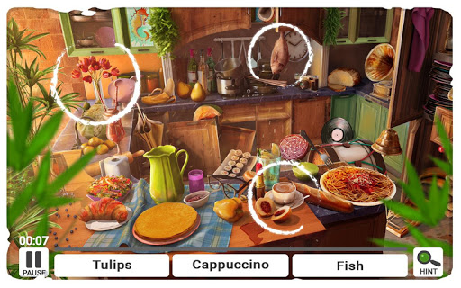Hidden Objects Messy Kitchen u2013 Cleaning Game 2.1.1 Screenshots 6