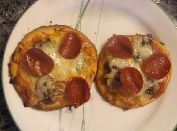 Mini Party Pizza Recipe