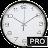 Battery Saving Analog Clocks Live Wallpaper Pro Icône