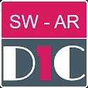 Swahili - Arabic Dictionary & translator (Dic1) icon
