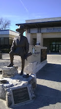 Photo: Statue of Prince Carl,  New Braunfels