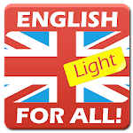 English for all! Light Icon