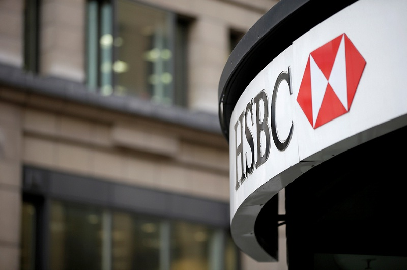 HSBC opens in Apple's hometown, plans 50 new US branches