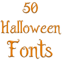 Halloween Fonts for FlipFont icon