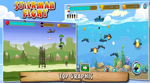 Stick Man Kungfu 1.1.3 screenshots 12