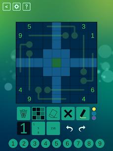 Thermo Sudoku 9