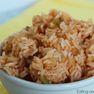 Easiest Spanish Rice