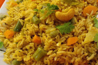 Mugalai Vegetable Pulao