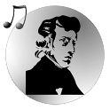 Chopin's music icon