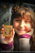 """Photo: Beautiful young lady 1 ... or .. """"Alphonse Mucha"""""""