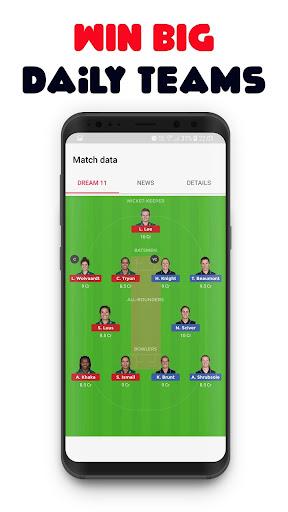 Dream 11 Fantasy news | Team For World cup,Cricket PP Update screenshots 2