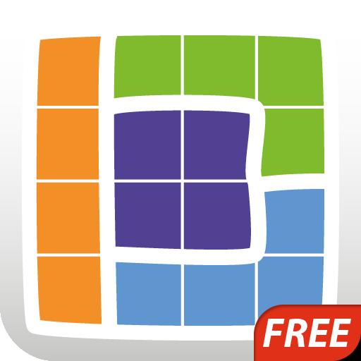 Quazzle HD (新しいテトリス) 解謎 LOGO-玩APPs