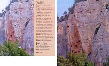 Photo: Valencia - MONTANEJOS - La Esfinge (SKR 51 - 2006)