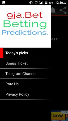 Bet9ja prediction app 9.8 screenshots 2