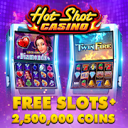 Hot Shot Casino Games free Online - Slots 777  Icon
