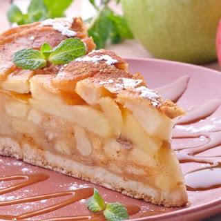 Cracker Barrel's Open-Faced Apple Pie Copycat.