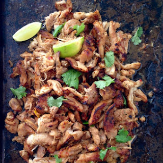 Chicken Carnitas Recipe (Healthy )