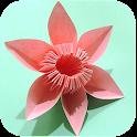 Flowers Origami icon