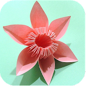 Flowers Origami