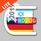 HEBREW-GERMAN DICT (LITE) PROLOG 2019 icon