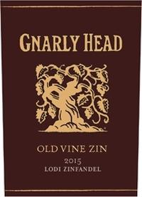 Logo for Gnarly Head Old Vine Zinfandel