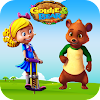 Goldie with Bear the Game APK