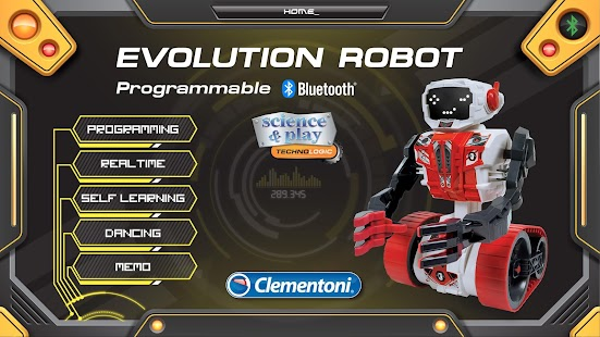 Evolution Robot - náhled