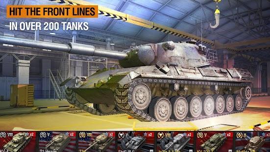 World of Tanks Blitz- screenshot thumbnail