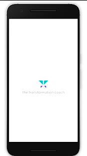 The Transformation Coach App - náhled