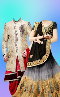 Couple Tradition Photo Suits - Traditional Dresses - náhled