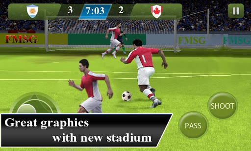 Football Kings 15 7.0 screenshots 2