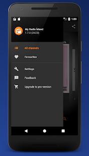 My Radio Ísland - Útvarp. Supports Chromecast. - náhled
